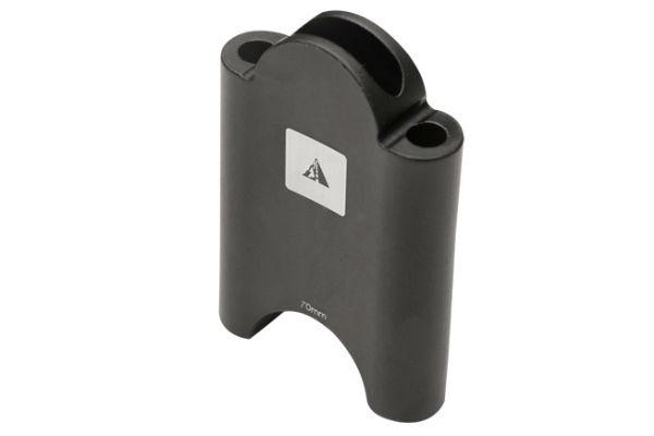 Aerobar Bracket Riser Kit - 70mm | Profile Design
